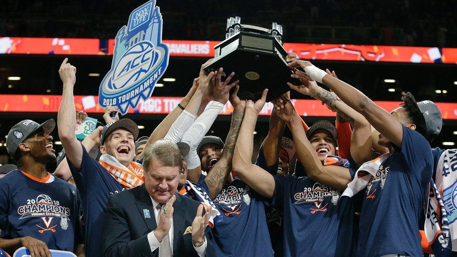 Virginia, Villanova, Kansas and Xavier top seeds in NCAA ...