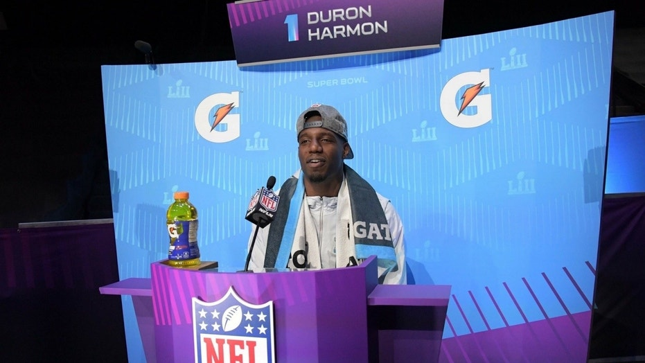 Duron Harmon, a New England Patriots player, was arrested Friday in Costa Rica for trying to smuggle in marijuana.