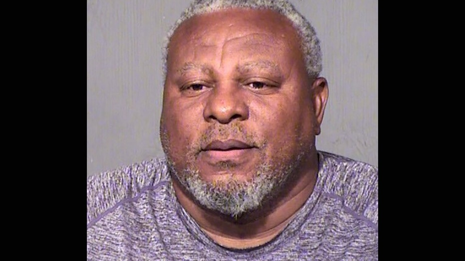 Albert Belle, 51, was reportedly arrested Sunday during a spring training game in Arizona.