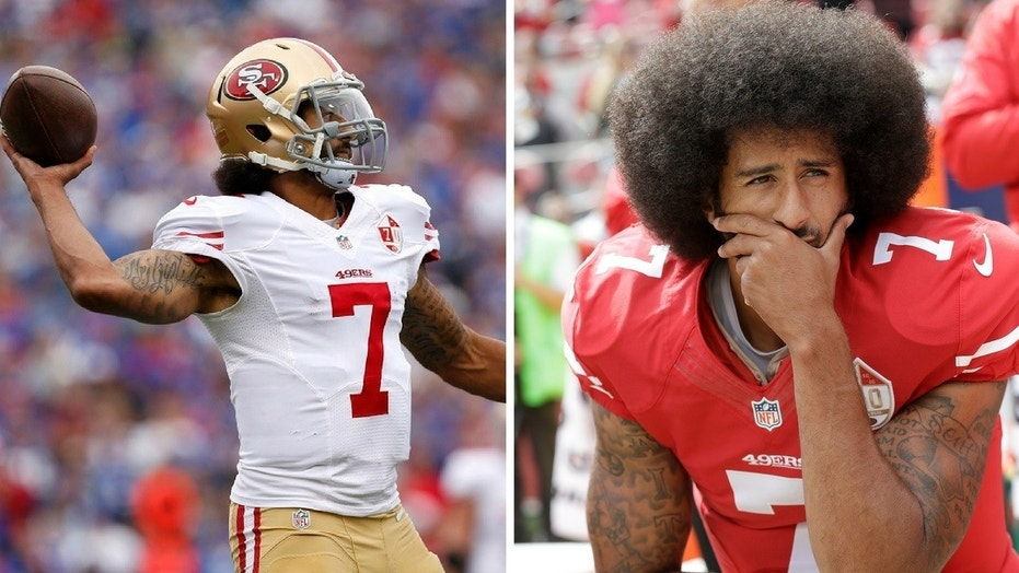 Colin Kaepernick was snubbed by the Seattle Seahawks after he refused to stop his national anthem kneeling protests, a report said.