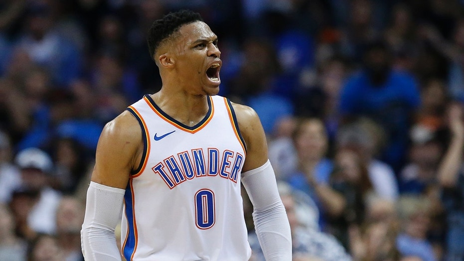 "The Oklahoma City Thunder criticized a broadcaster Thursday for using the term ""cotton-picking"" to describe Russell Westbrook's play in the team's season finale."