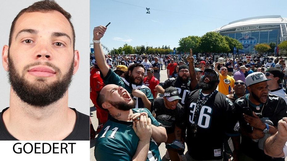 An Eagles fan wants to newly acquired tight end Dallas Goedert to change his name.