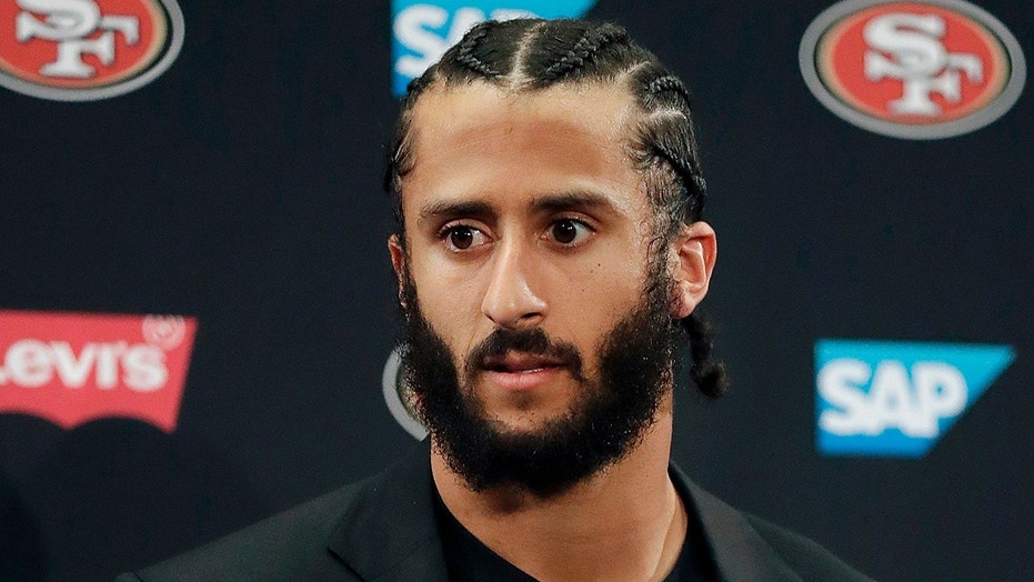 An NFL-backed firm polled Americans on whether they think Colin Kaepernick should be signed, a report said.