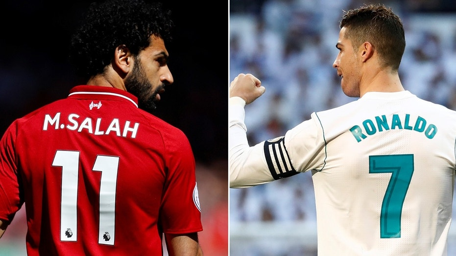 'I love Him, He Looks Like Messi' - Ronaldo Praises Mo Salah