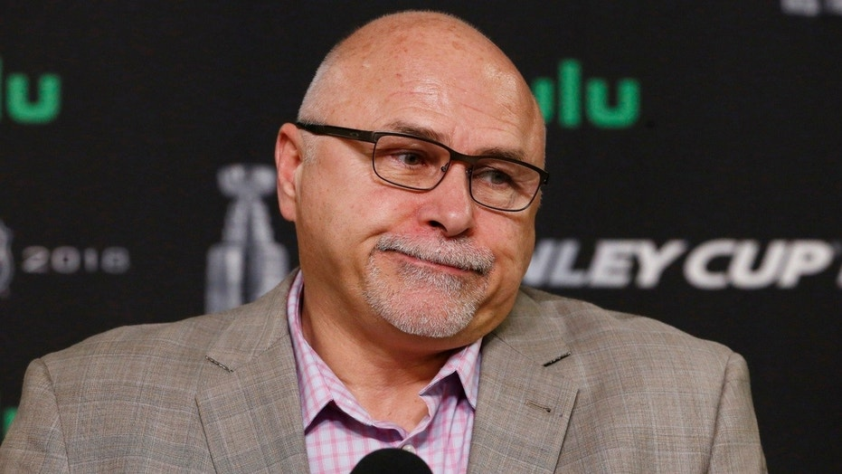 A reporter went viral after her shocked reaction at the news of Washington Capitals Coach Barry Trotz's resignation was captured at Monday's Senate hearing.