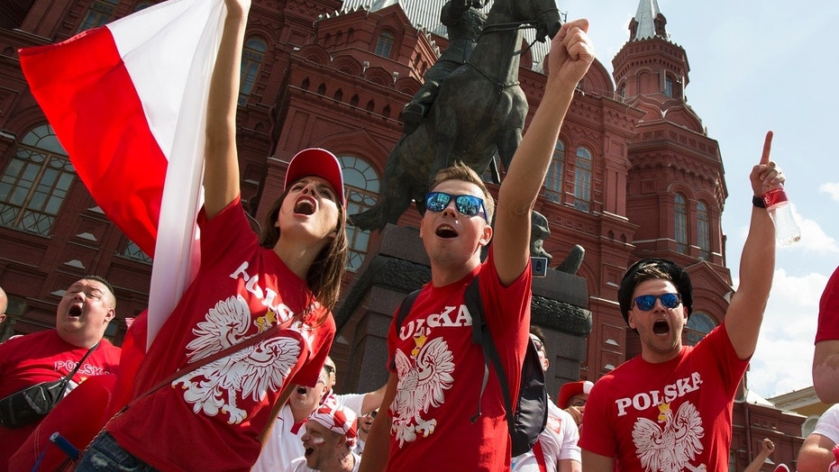 Soccer fans are reportedly causing beer shortages in Russia during the World Cup.