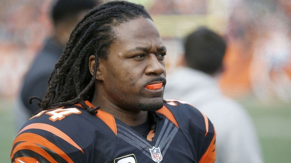 Adam Jones was attacked in an airport Tuesday night.
