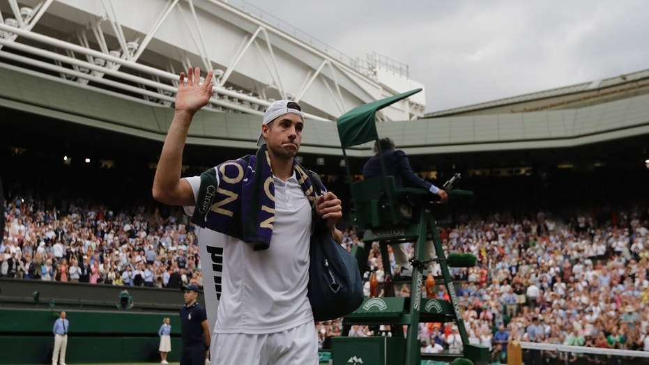 Inside the numbers of the ridiculous Kevin Anderson-John Isner Wimbledon semifinal