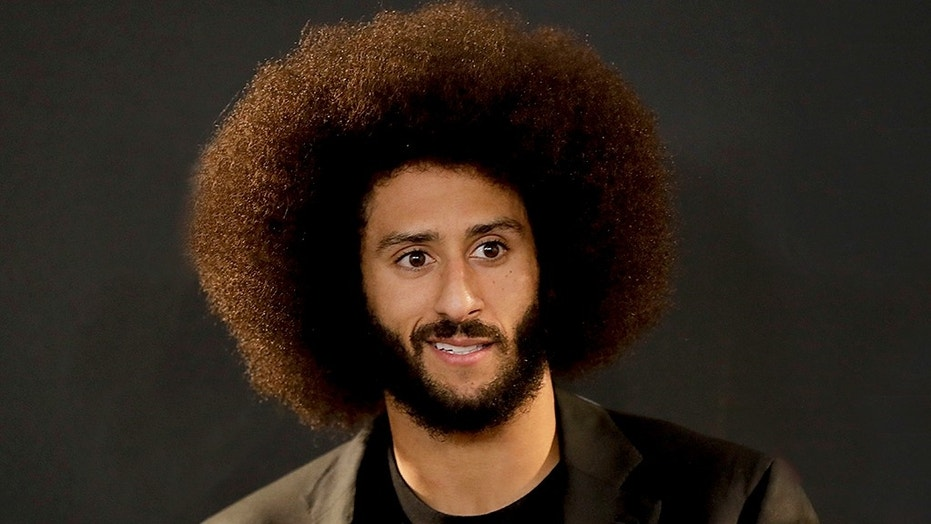 Colin Kaepernick's name was scrubbed from songs in the