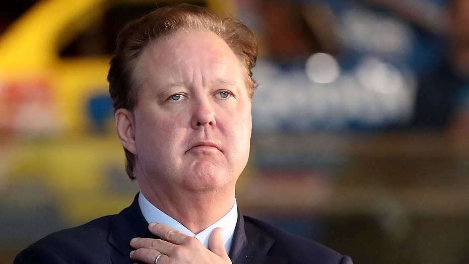 Brian France has been at NASCAR's helm since 2003.
