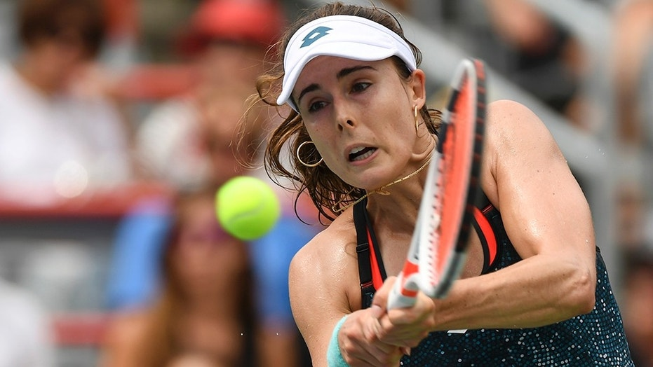 The US Open was accused of sexism after Alizé Cornet was injured in a code violation on Tuesday, August 28, 2018.
