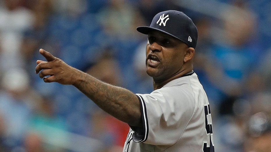 Yankees' CC Sabathia throws away $500000 with one pitch