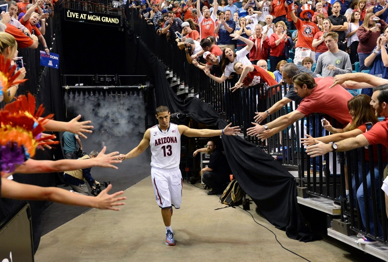 Best sports pix of the week fox news for Gregory s jewelry greensboro nc