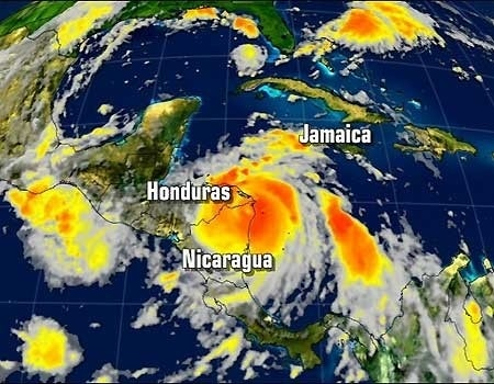 Hurricane Felix Hits Nicaragua As Category 5 Storm Fox News