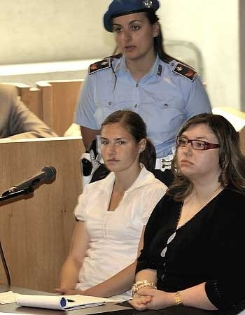Amanda Knox in Testimony Alleges Police Abuse, Admits Drug Use - Fox ...