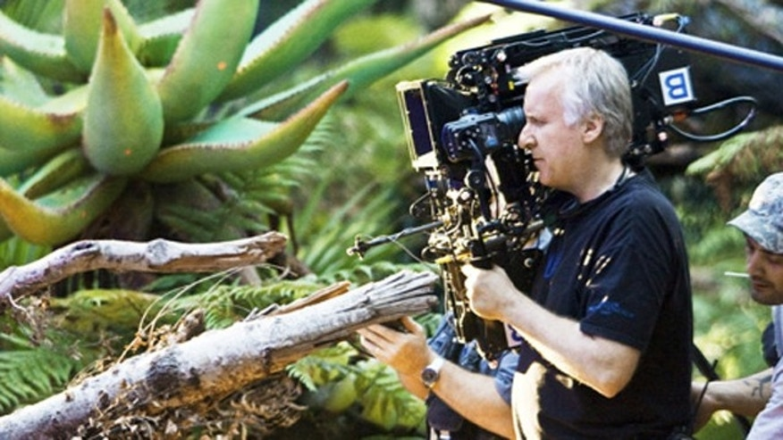 Ever the hands-on Director, James Cameron helped design the Fusion 3D camera that he used to shoot live-action sequences in the movie Avatar.