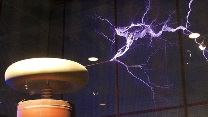 Among his many inventions, Nikolia Tesla devised the Tesla coil, a type of transformer notable for the beautiful electrical displays it creates.