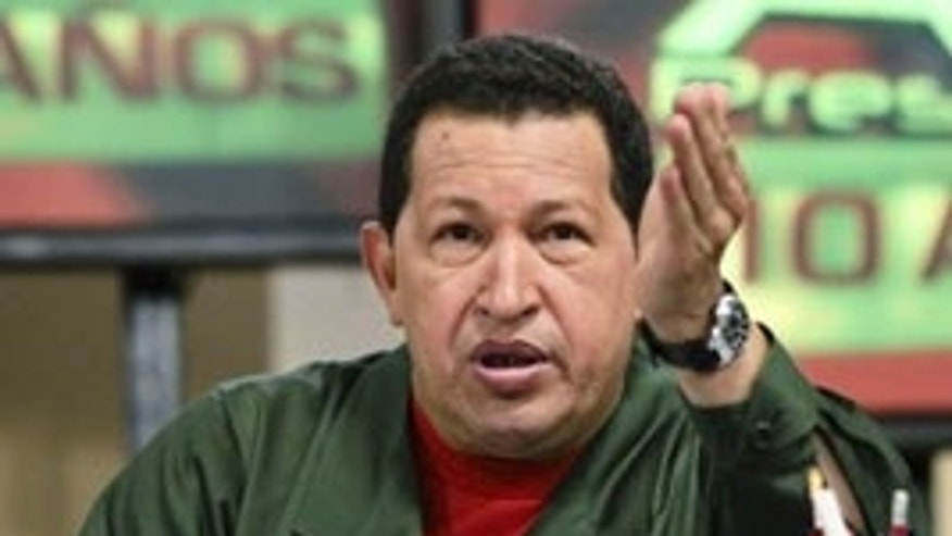 Venezuelan President Hugo Chavez is tightening his grip on the country's media.
