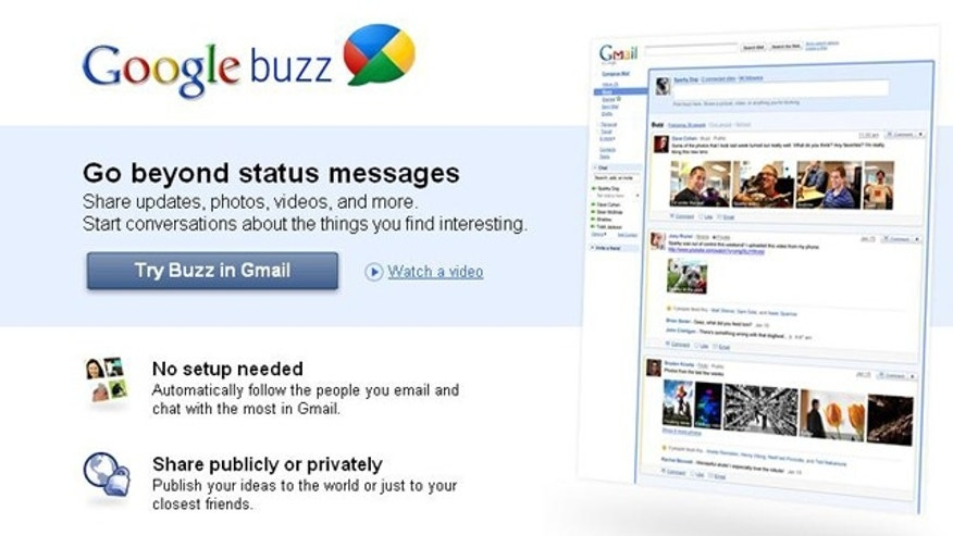 Google Buzz Has Serious Privacy Flaws