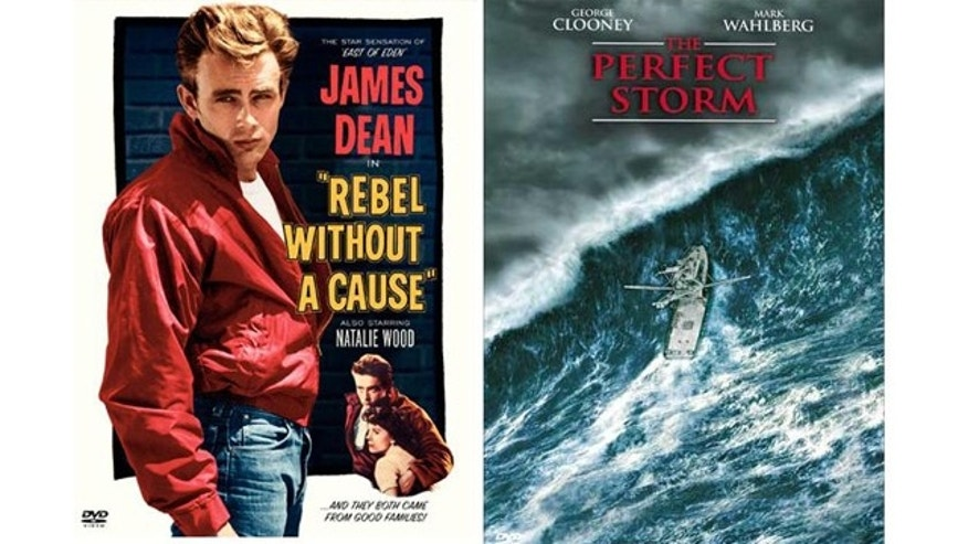 What do these two films have in common? They both have almost perfect 1/f ratios, which may explain why we find them so engaging.