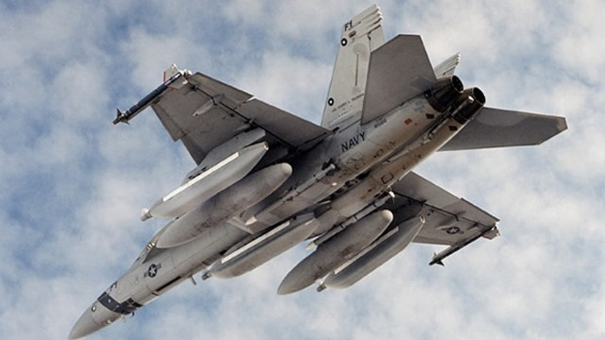 The EA-18G, currently being delivered to the U.S. Navy, will be the cornerstone of the naval Airborne Electronic Attack mission, says Boeing.