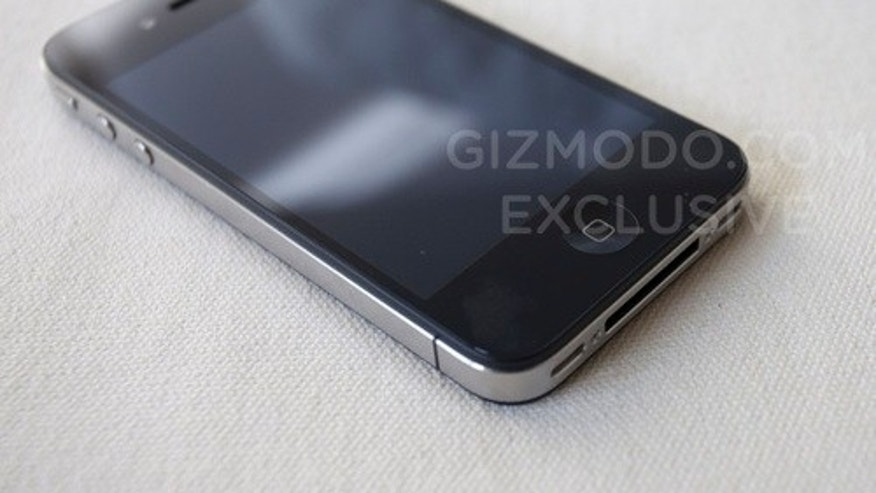 Technology Web site Gizmodo claims to have gotten hold of Apple's next iPhone, reportedly found in a bar in Redwood City, camouflaged to look like an iPhone 3GS.