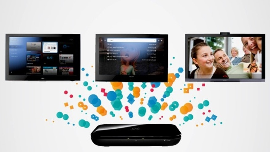 Logitech is one company making set top boxes that will run Google's forthcoming TV software, which makes it easy to get Internet television on your HDTV.