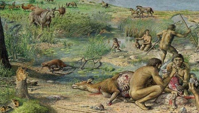 an overview of the changes in the human society during the paleolithic and neolithic age Quizzes history prehistory prehistory quiz: paleolithic to neolithic and paleolithic to neolithic and the paleolithic age to the neolithic.
