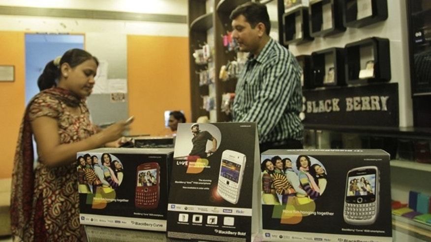 MUMBAI, India -- Efforts by Research In Motion Ltd., the maker of the BlackBerry, to broaden the debate over data encryption were dismissed by Indian industry groups as unnecessary Friday and appeared unlikely to break a logjam over government demands for access to users' e-mails by an Aug. 31 deadline.