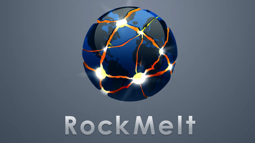 RockMelt, a new type of Web browser backed by the creator of Netscape, aims to overhaul how we use the Internet.