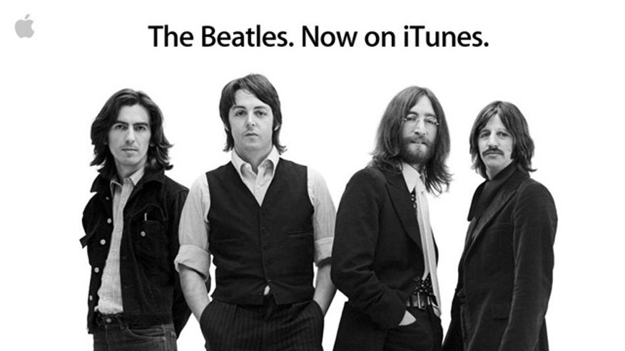 The music of The Beatles, among the most influential bands in music history, is now available for the first time on the iTunes Store.