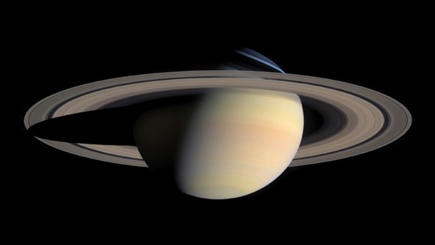 One of the most evocative mysteries of the solar system, where Saturn got its stunning rings, may actually be a case of cosmic murder with an unnamed moon of Saturn, that disappeared about 4.5 billion years ago, as the potential victim.