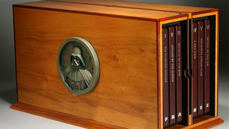 Star Wars Frames: $3,000 worth of love for the ultimate Star Wars geek.