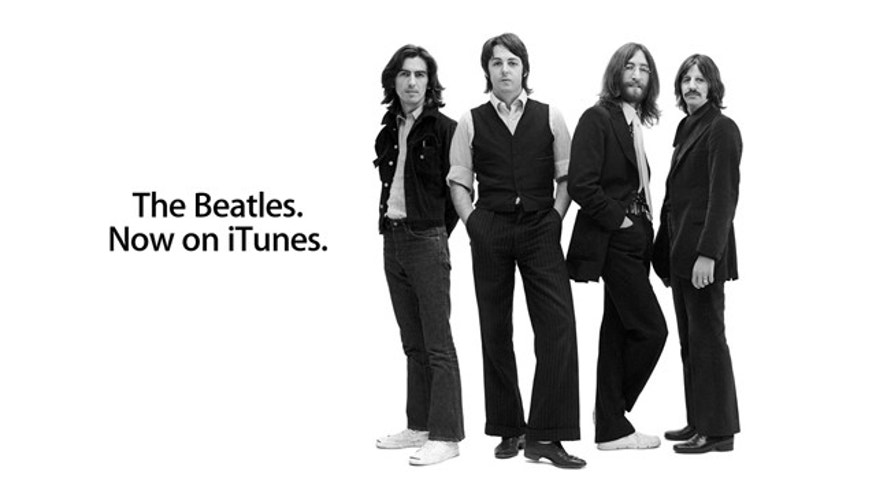 Are the Beatles powerless to save digital music?