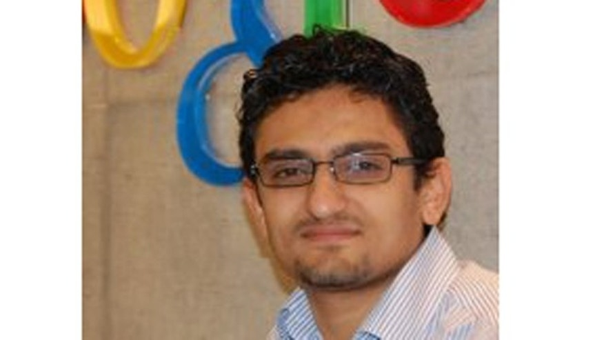 Wael Ghonim, the 30-year-old Google Inc. marketing manager who was a key organizer of the online campaign that sparked the first protests in Egypt on Jan. 25, joined anti-government protesters in Cairo's Tahrir Square on Tuesday. (LinkedIn)