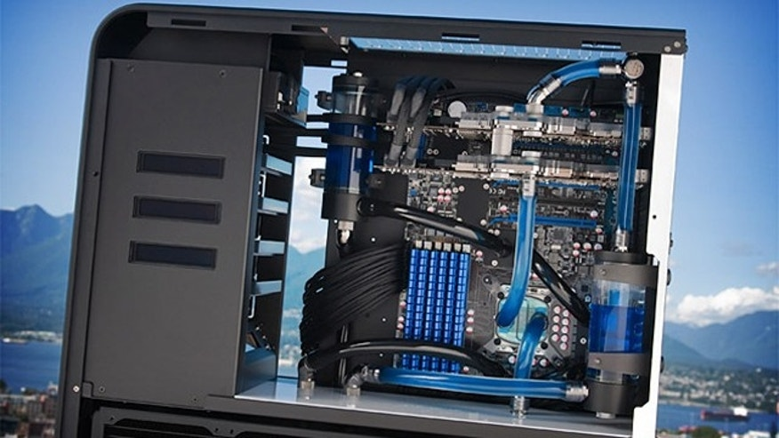 Custom gaming PCs often run into the thousands of dollars, such as this $6,000 model from Murderbox.