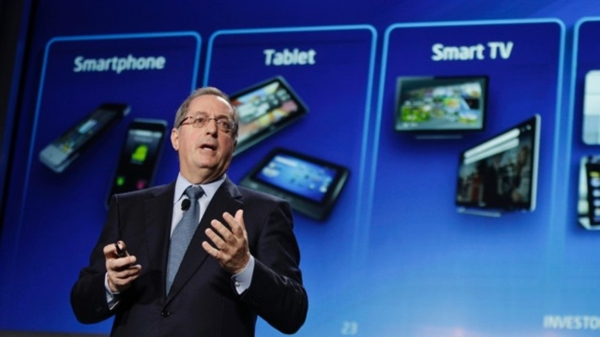 Intel to Unveil More Than 10 Tablet Computers