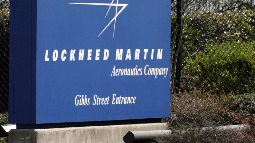 "In this April 9, 2009 file photo, a sign outside the Lockheed Martin plant in Marietta, Ga. is shown. Lockheed Martin on Saturday, May 28, 2011 admitted it was the recent target of a ""significant and tenacious"" cyber attack, although the defense contractor and the Department of Homeland Security insist the hack was thwarted before any critical data was stolen. (AP/File)"