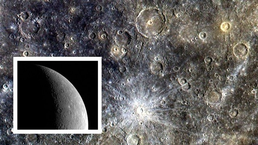 These new images of Mercury are causing scientists to reconsider how the planet was formed billions of years ago.