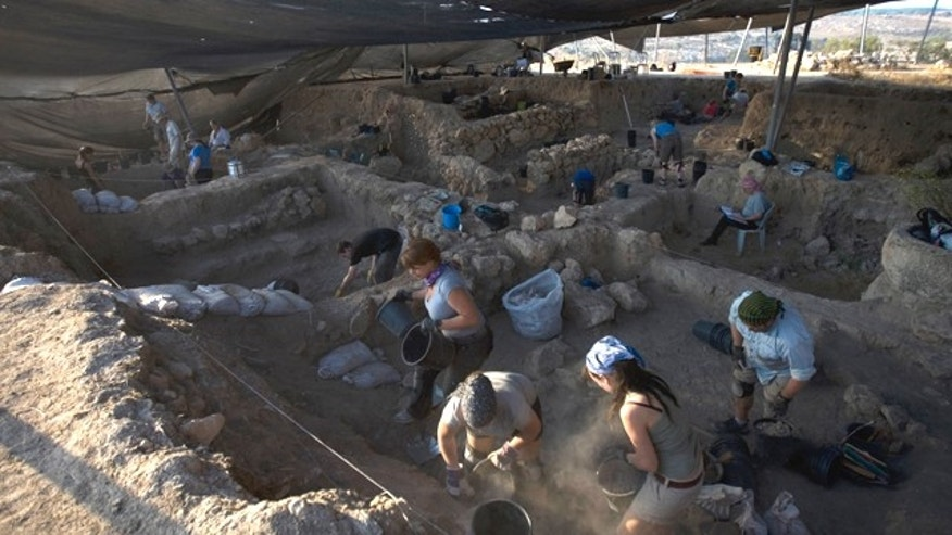 July 6, 2011: At the remains of an ancient metropolis in southern Israel, archaeologists are piecing together the history of a people remembered chiefly as the bad guys of the Hebrew Bible.