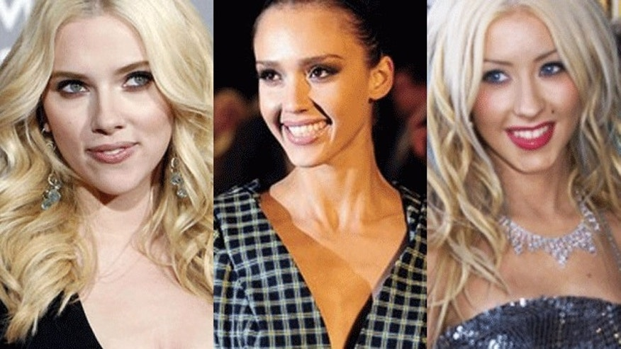 In March, a slew of female celebrities including Scarlett Johansson, Jessica Alba and Christina Aguilera were being targeted by a hacking ring being investigated by the FBI.