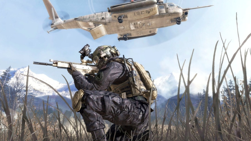 The inaugural Call of Duty XP conference was held Sept. 2-3, 2011, at a sprawling hanger compound at Playa Vista, Calif.