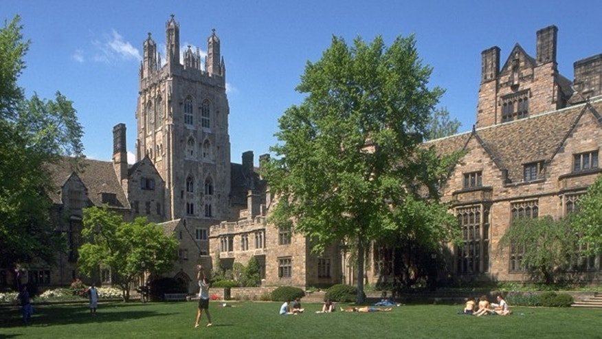 Yale University's New Haven, Conn., campus is beautiful -- but a growing number of students are skipping the quad in favor of free online classes.