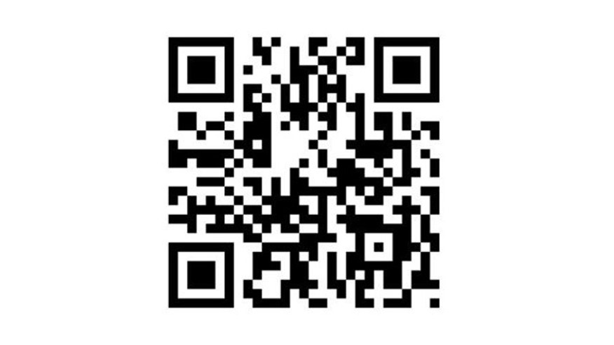 What's this QR tag hiding?