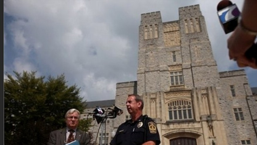 Virginia Tech has experienced its fair share of campus emergencies.
