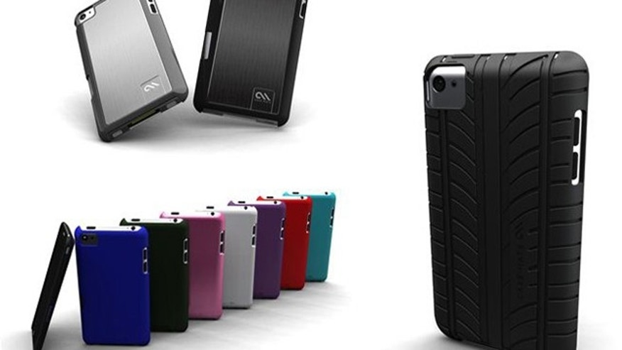 Apple iPhone case manufacturer Case-Mate published a page on its website with six different case designs for the upcoming iPhone -- before promptly removing the page.