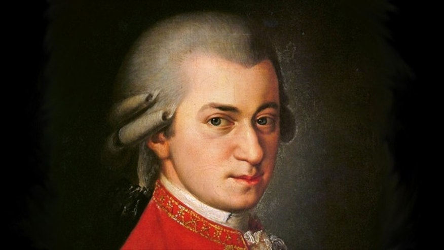Is there a connection between Mozart and microbial metabolism?