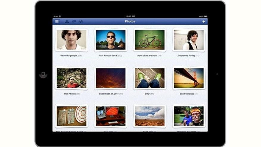 Facebook has finally launched an iPad app, after months of anticipation.