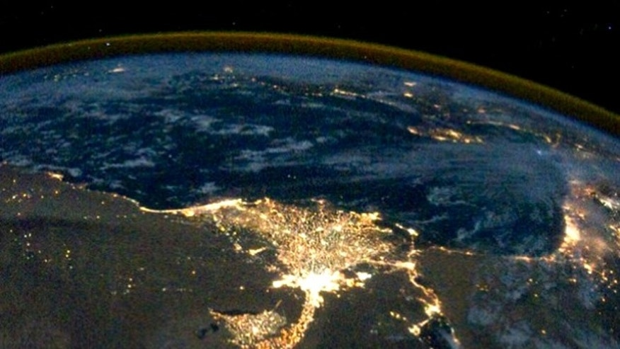 Researchers suggest the bright lights of cities, which are clearly visible on a planet even from space, might reveal the existence of alien civilizations.