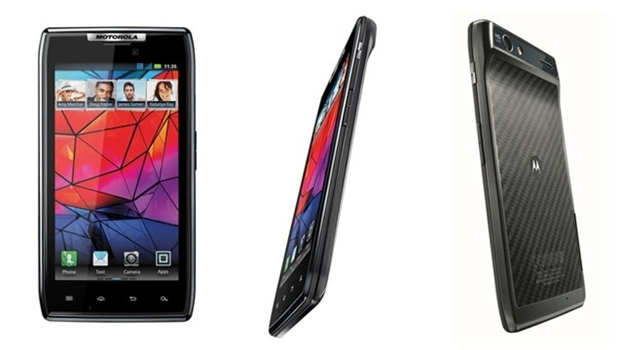 Motorola's RAZR refresh is slim and stylish but short on battery.